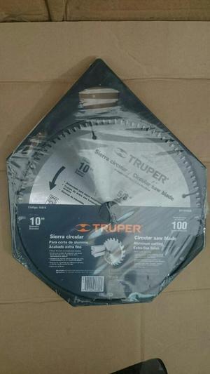 Discos de Corte para Aluminio Y Concreto