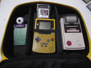 Game Boy Color Pokemon Nintendo