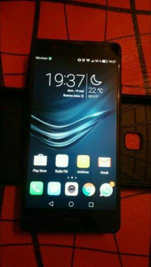 Huawei P9 Lite con Detalle Libre 4g