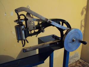 Maquina de zapatero coser zapatos | Posot Class