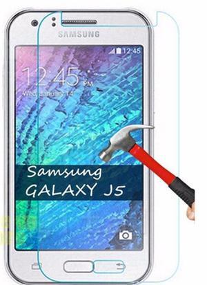Mica Protector Vidrio Templado Samsung J5, J5 Prime, J