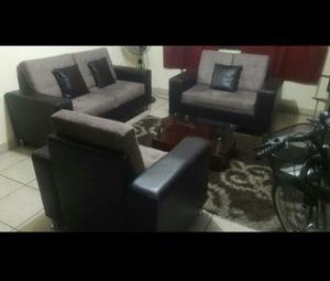 Vendo lindo juego muebles de sala 3 2 posot class for Muebles de sala 3 piezas