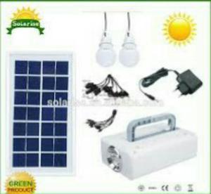 Sistema de Iluminacion Solar