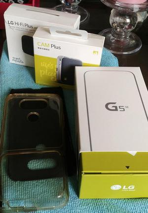 Vendo mi celular LG G5 con todos sus accesorios originales.