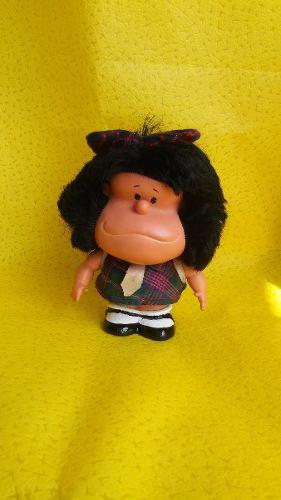 Antigua Hermosa Muñeca Mafalda De Coleccion