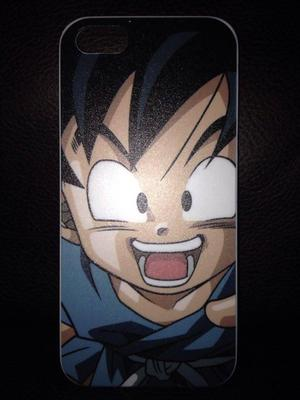 Cases para Celular Iphone de Dragon Ball