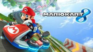 Consola Nintendo Wii U Con Juego Mario Kart 8