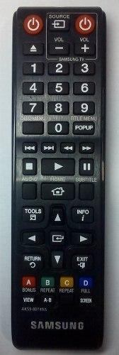 Control Remoto Original Para Bluray Samsung