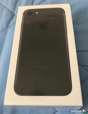 Iphone 7 de 32GB EQUIPO SELLADO EN CAJA