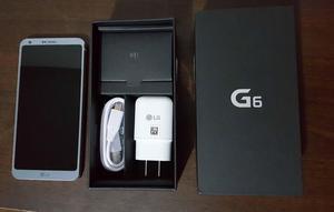 LG G6 COMPLETAMENTE NUEVO EN CAJA
