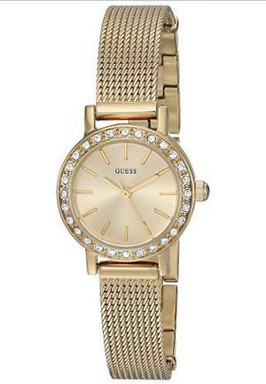 Reloj Guess Gold 100% Original