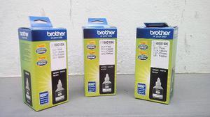 Tinta Brother Bt-bk Black Dcp-t300w/t500w/t700w