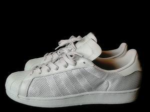 Zapatillas Adidas Superstar Triple Grey