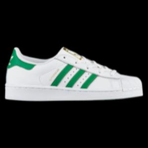 Zapatillas Adidas Superstar Verdes