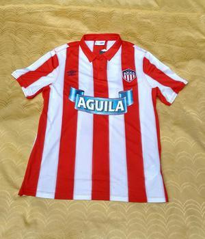 Camiseta Del Júnior de Barranquilla
