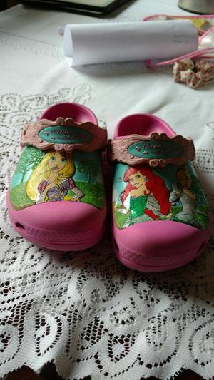 Crocs Princesas Originales C