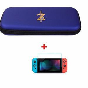 Estuche Funda Nintendo Switch Con Protector De Pantalla