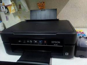 Impresora Copiadora Epson Xp201 Xp211 + Sistema Continuo