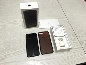 Iphone 7 32gb Black Libre Como Nuevo En Caja