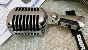 Microfono Shure Profesional Vintaje 55sh Series Ii