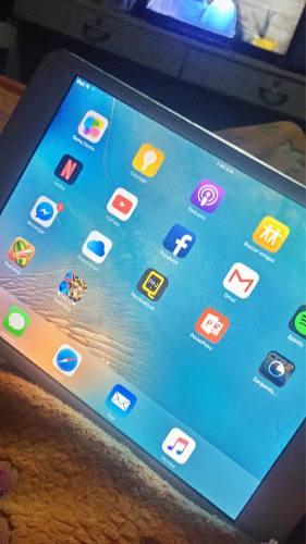 Vendo O Cambio Ipad Mini 16gb Wifi + Chip Lte Con Detalle