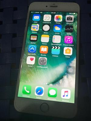iPhone 6 Plus de 64Gb Libre Como Nuevo a