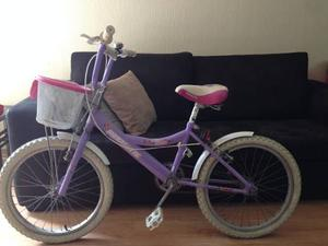Bicicleta Para Niña Monarette