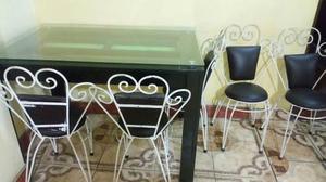 Remato sillas de comedor lima callao posot class for Comedor seis sillas