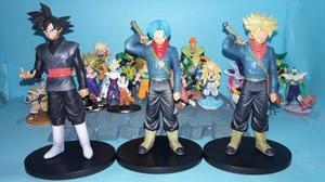 Figuras De Dragon Ball Super - Figura De Goku Black En Stock
