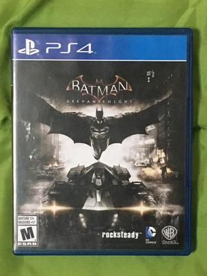 Juego Batman Arkham Knight para Ps4