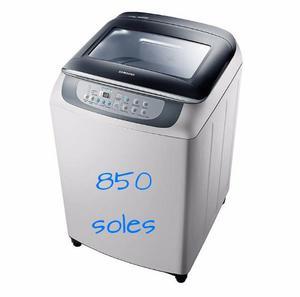 Lavadora Samsung 13 Kg!!remate 850 Soles 6 Meses Uso!!