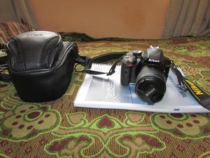 OFERTA! Vendo Camara Reflex Nikon D MAS GRIP DE REGALO