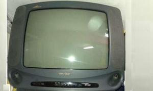 Tv Goldstar 19 Pulg. Conservado 9 De 10 Puntos Control