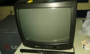 Tv Panasonic 21 Buen Estado Incluye RacK
