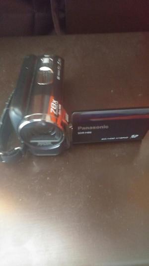 Vendo Cámara Filmadora Panasonic
