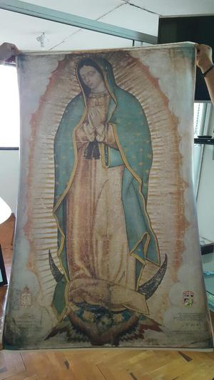 Virgen de Guadalupe. Replica Original.