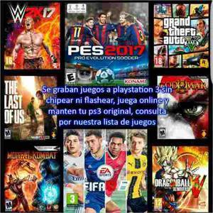 Ps3 Juegos Digitales Oferta 30 Juegos Delivery