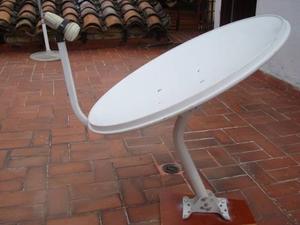 Antena Parabólica Satelital Ku