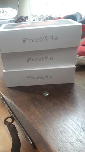 Cajas iPhone 6 Plus 6s Plus