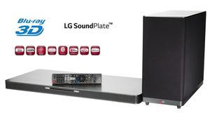 LG SMART TEATRO EN CASA SOUND PLATE