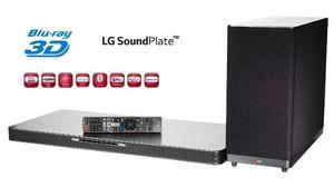 Lg Smart Teatro En Casa - Sound Plate