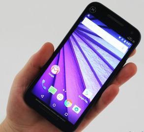 Motorola G Tercera Generación