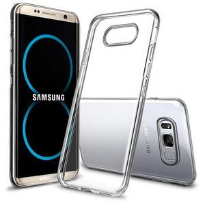 Samsung Galaxy S8 y S8 Plus Case Cristalino a Prueba de