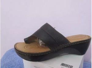 Zapatos Sandalias Para Mujer Marca Born Importado D Usa