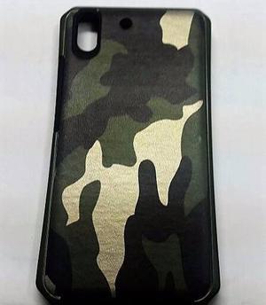 Case Protector Camuflado Ranger Para Huawei Y6