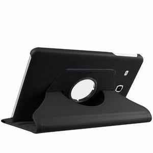 Funda Estuche De Cuero Para Samsung Tab T560