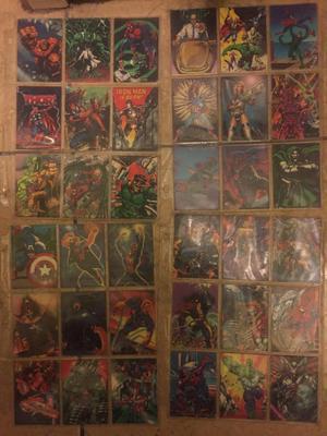 Pepsicards Coleccion Marvel