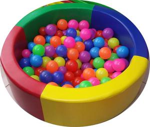 Se oferta piscina de pelotas kiddys house posot class for Pelotas para piscina