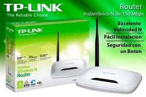 Router Inlambrico N 150 Mbps Oferta