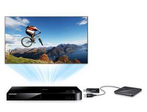 Bluray Samsung Modelo BDJR Nuevo en Caja Sellada